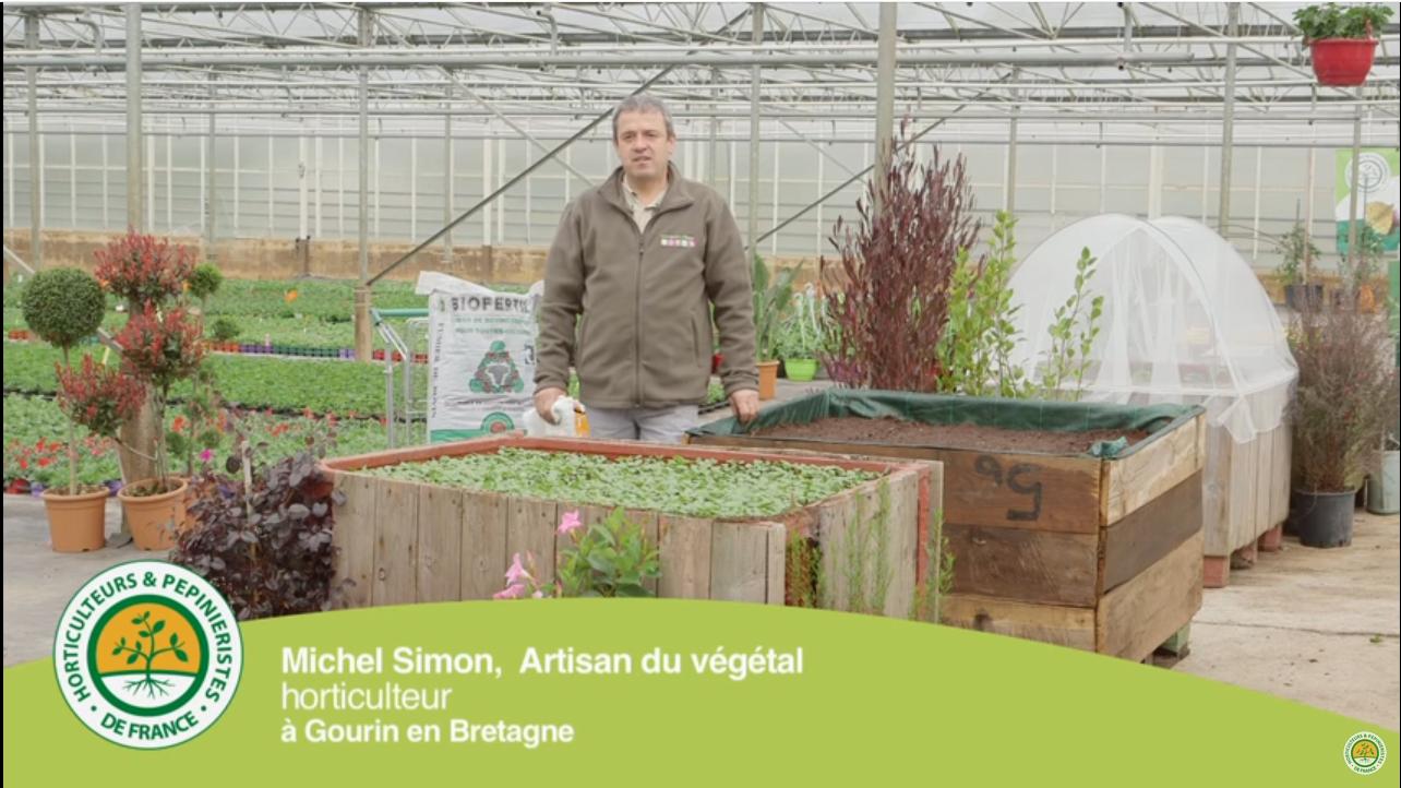 Comment planter des radis sur un tapis pr ensemenc for Conseil plantation jardin